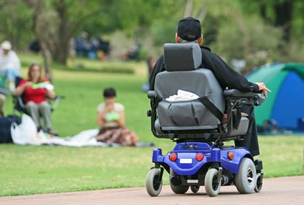 Some Famous Users of a Wheelchair or Electric Wheelchair Scooter