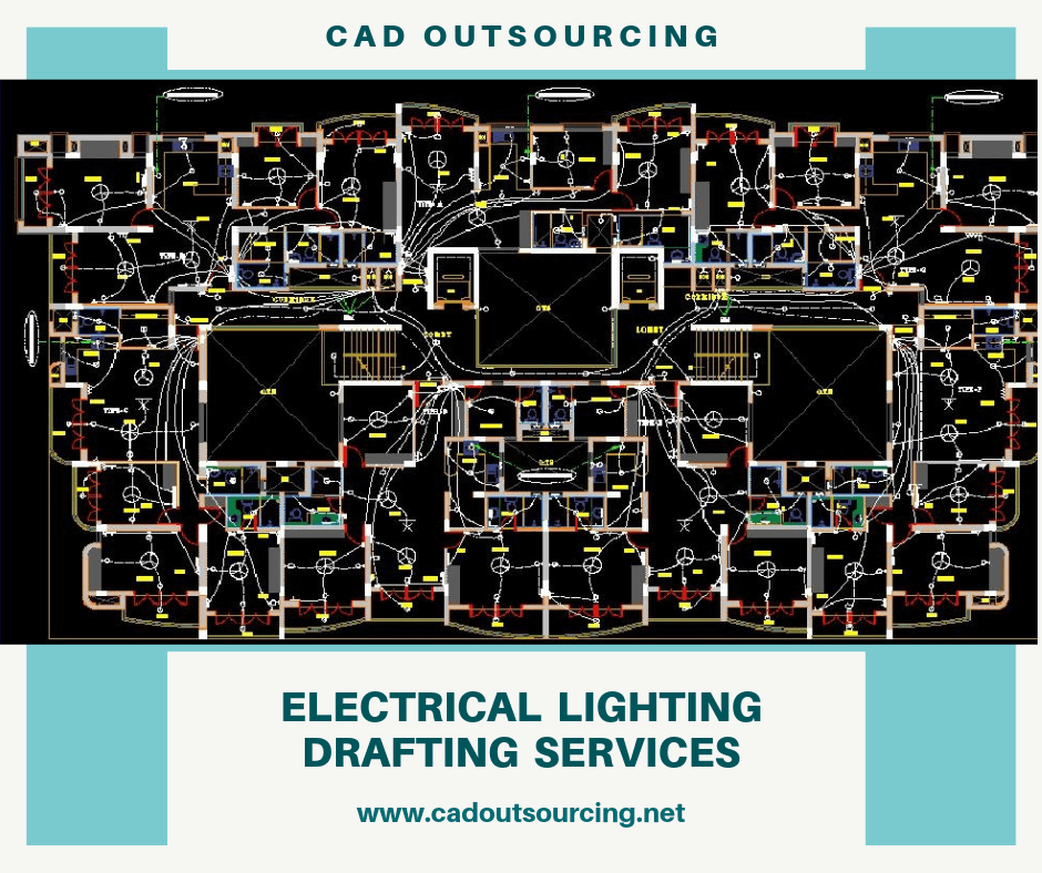 Electrical Lighting Drafting Design Services