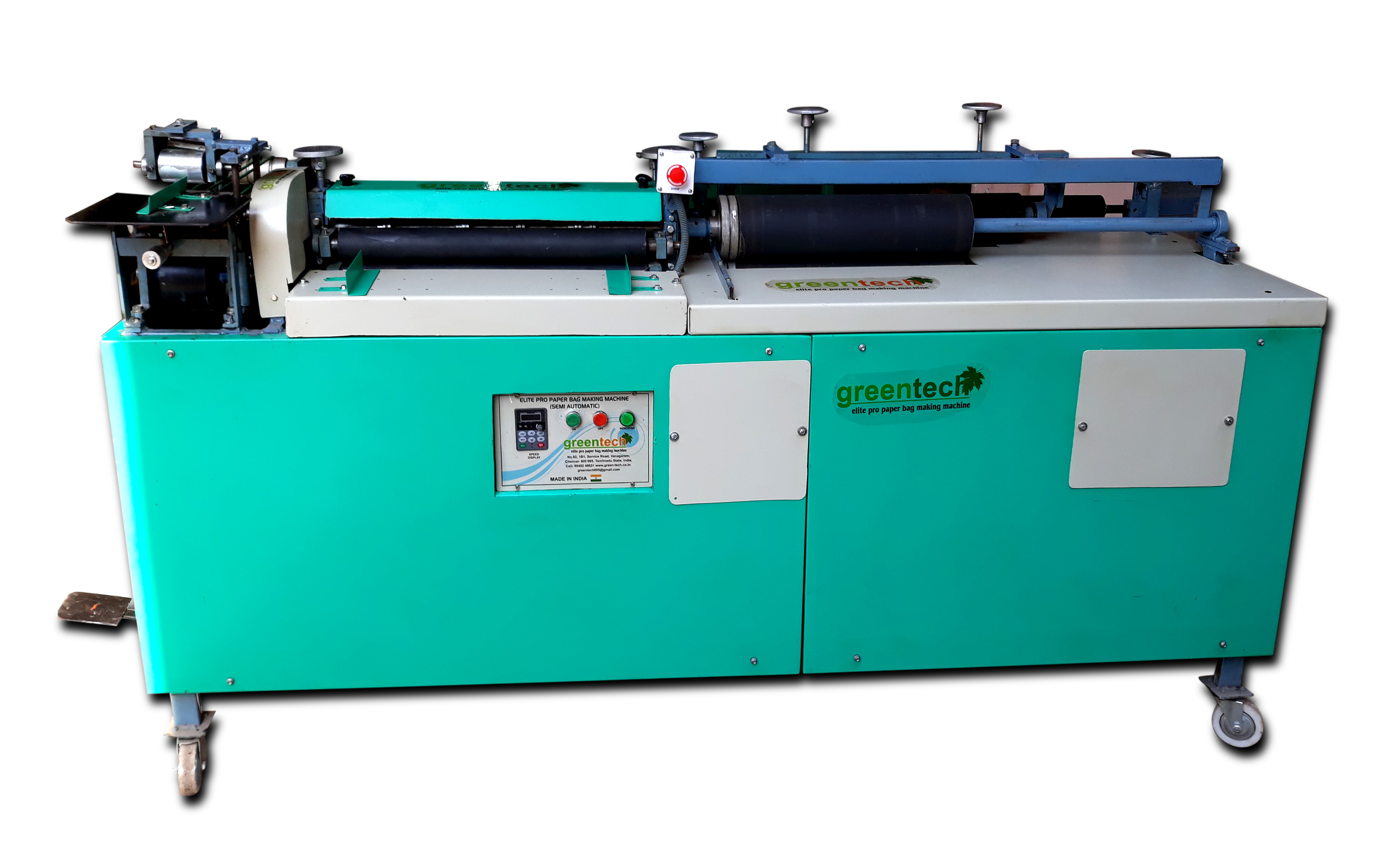 Low Cost Paper Bag Making Machine Manufacturers In Chennai, Tamil Nadu