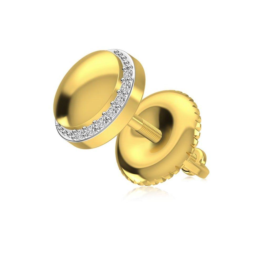 Buy Stud Earrings For Men Designs Online Starting at Rs.5892 - Rockrush India