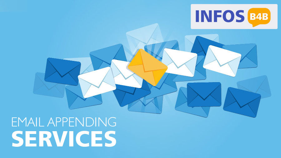 Email Appending Services | B2B Email Appending Services | Email Append