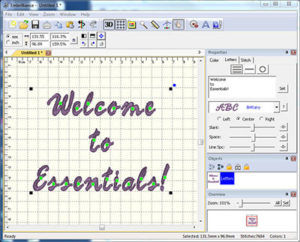 An Machine Embroidery Software To Rule It All - DigitEMB