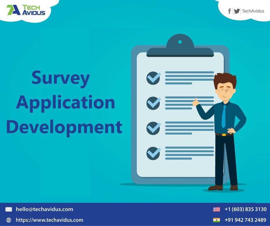 Survey App Development