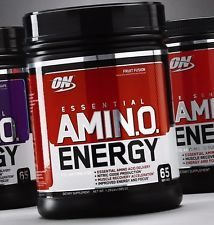 Optimum Nutrition Amino Energy | Amino Energy and Energy Supplements