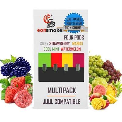 Eon Smoke Pods 4pack - Wholesale Vapor Supplies | USA Vape Distributor