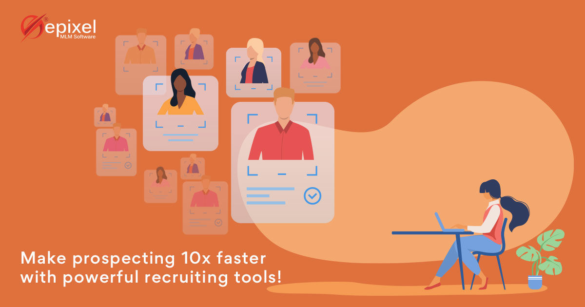 Make prospecting 10 times faster with network marketing recruiting tools