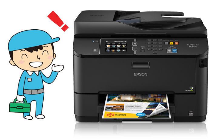 Fix Epson Printer in Error State Issue