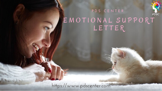 How an emotional support animal can make your life purposeful? | ESA Letter | PDSC - PDSC