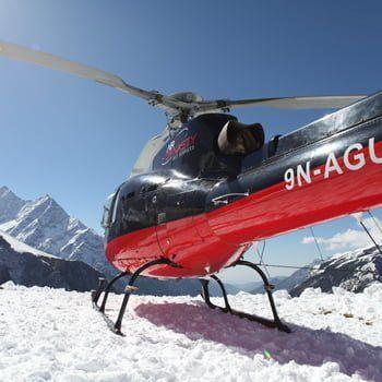 Everest Base Camp Trek and Fly back by Helicopter | EBC Heli Trek