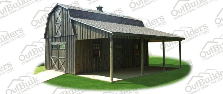Everything You Need To Know About Pole Barns Oregon - Outbuilders.com
