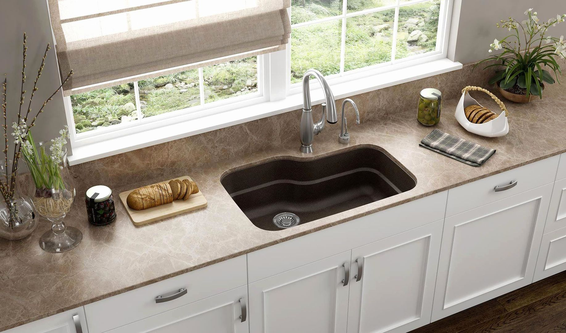 Effective Tips in Cleaning Your Kitchen Sink