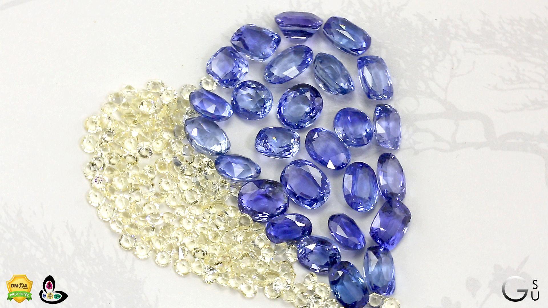 Blue Sapphire | Sapphire Stone | Blue Sapphire Stone
