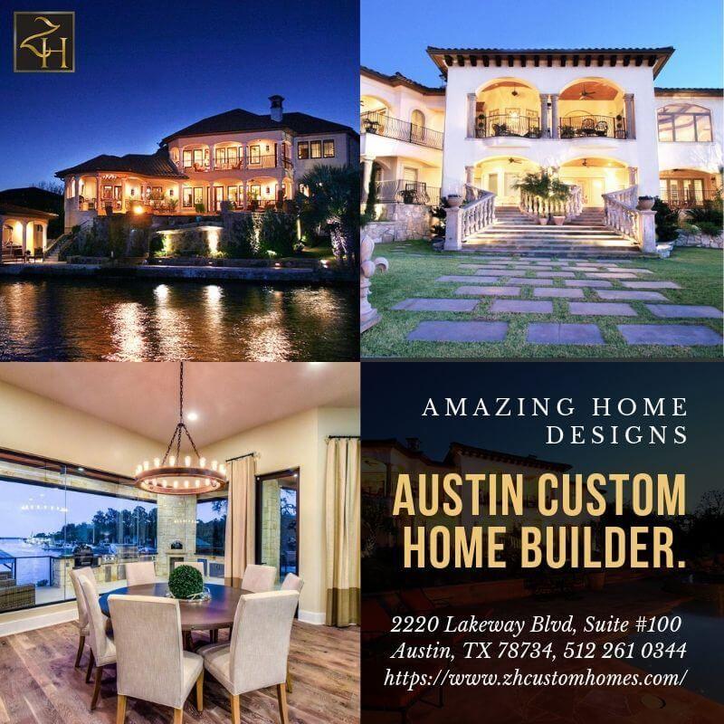 Experienced Austin custom home builder
