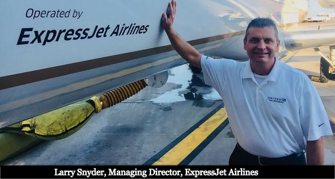 ExpressJet Airlines names Larry Snyder as Managing Director of Operations Support Center  Airlines