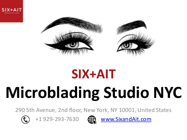 Eyebrows by Microblading Artists at Six+Ait