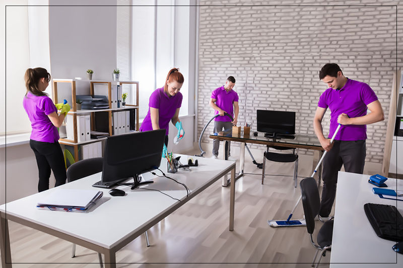 Professional Cleaners: Why You Should Hire People to Clean Up Your Mess | Our Blog