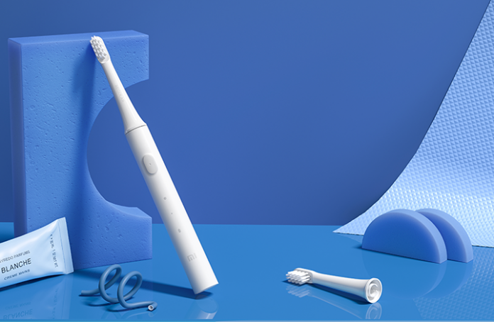 Xiaomi Launch Mi Electric Toothbrush T100 in India at Rs.549