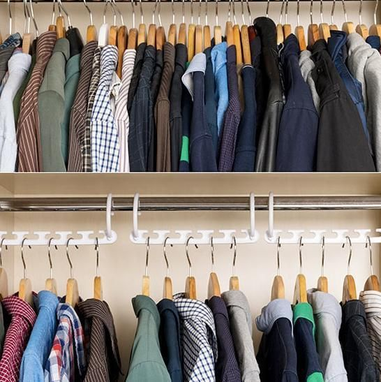 Space Saver Clothes Hangers That You Should Have