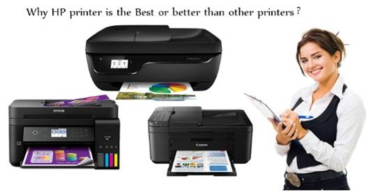 Why HP printer is the Best or better than other printers?