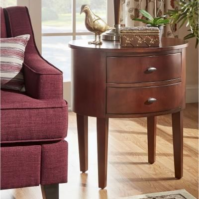Decorating Your Living Room End Tables