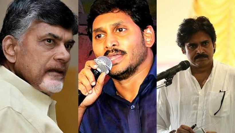 Present Scenario of Politics in Andhra Pradesh - Mogul