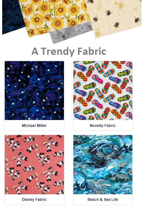 Best Places to Buy Fabric Online - ATrendyFabric