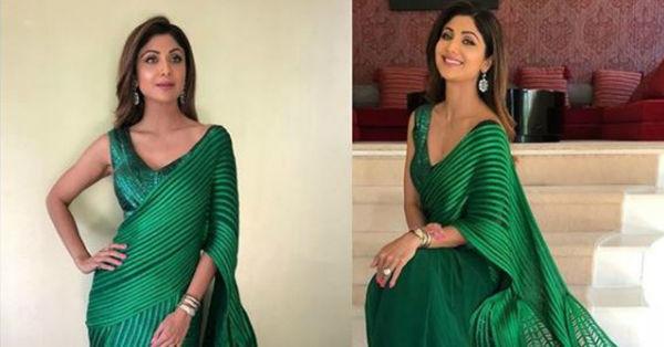 Saree Draping Style