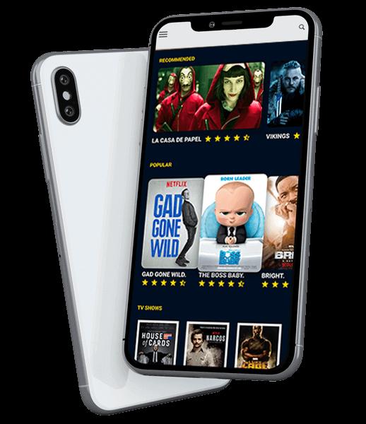 NetFlix Clone | Video Streaming App Clone | Appdupe