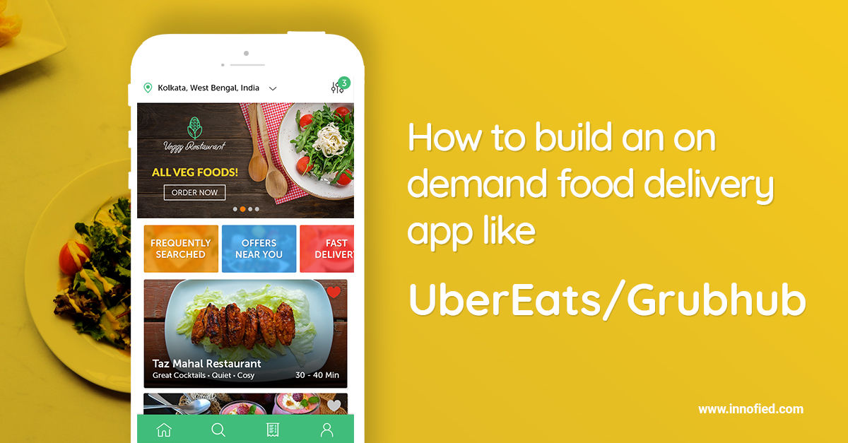 6 Unbelievably Easy Ways To Make A Food Delivery App For Your Startup