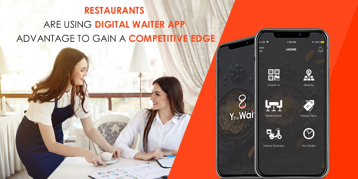 Digital Waiter -