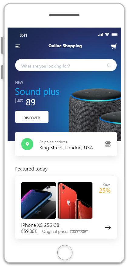 Amazon clone script  flipkart clone script  Amazon app for iOS and Android - AppDupe