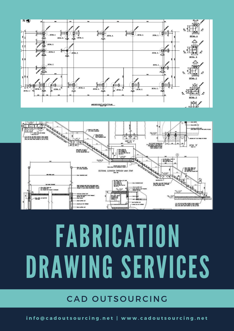 Fabrication Drawing Service