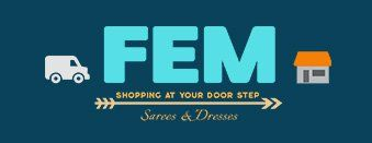 FEM | Best Sarees and Dresses Online in Hyderabad | Shopping From Home