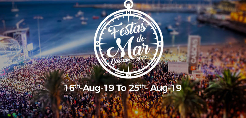 Festas do Mar – A flawless Summer Festival in Portugal
