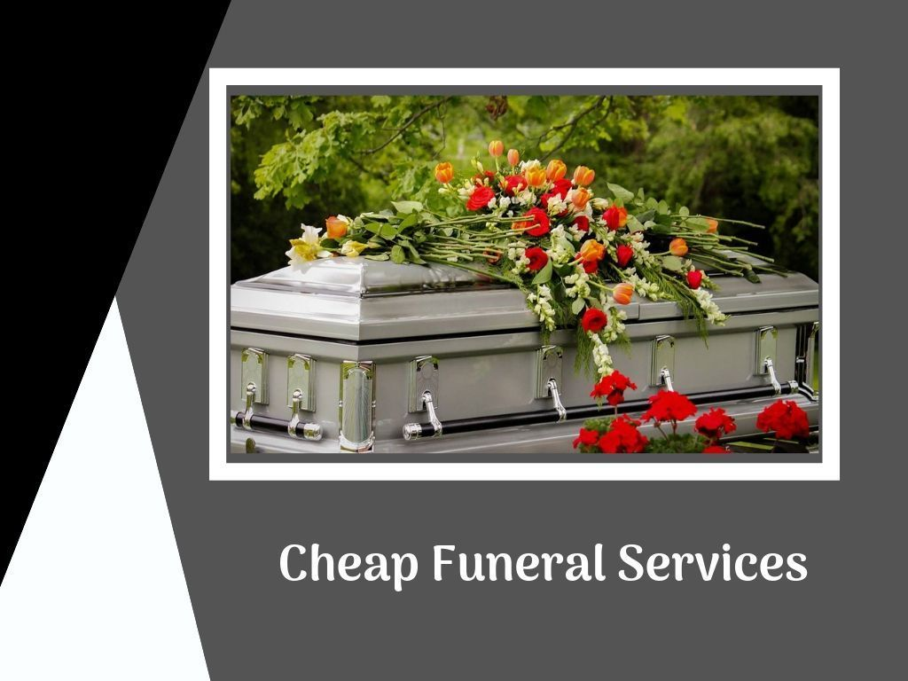 Show Your Respect with Reasonable Funeral Service