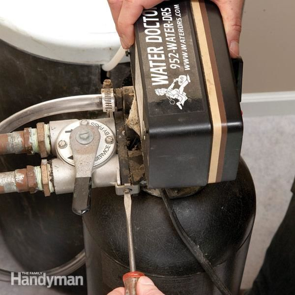 TIPS TO MAINTAIN YOUR WATER SOFTENING SYSTEM