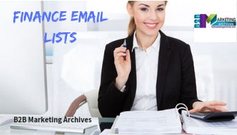 Finance Email Lists