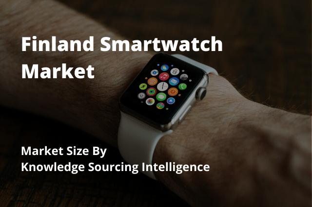 finland smartwatch market