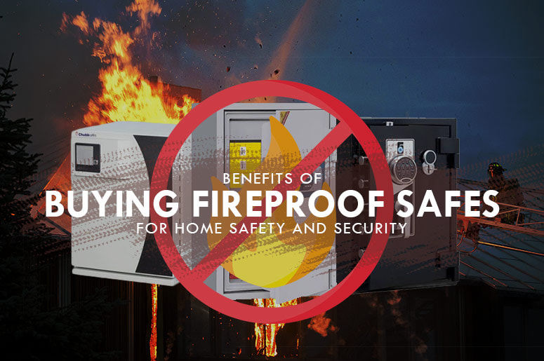 Home Fireproof Safe Guides and Tips - Home Fireproof Safes
