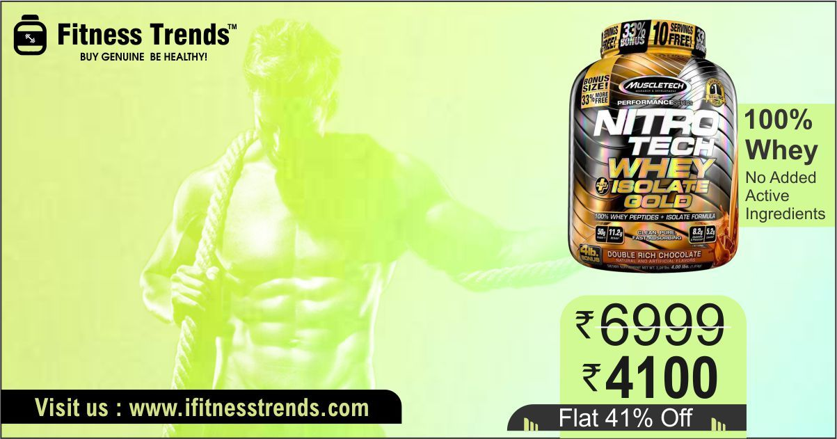 Fitness Trends Supplement Store