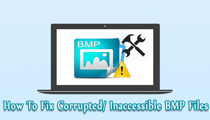 Repair BMP File: 5 Working Ways To Fix Corrupted/ Inaccessible BMP Images
