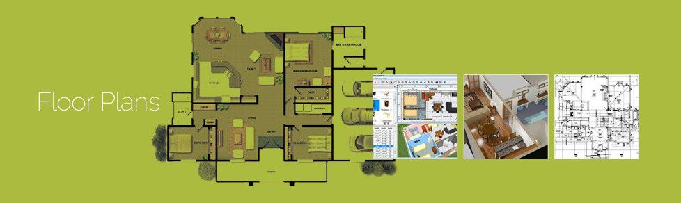 Architectural Floor Plans | 3D Floor Plans | 2D Floor Plans of Houses and Offices