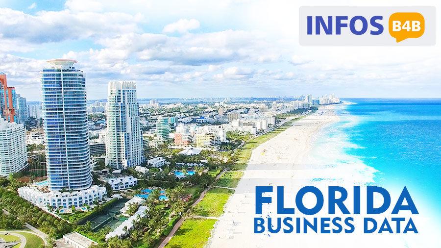 Florida Business Data | FloridaEmail List | Florida Mailing List | Infos B4B