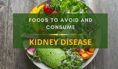 Diet Plan for Patients of Kidney Disease - Healthy Diet for Kidney