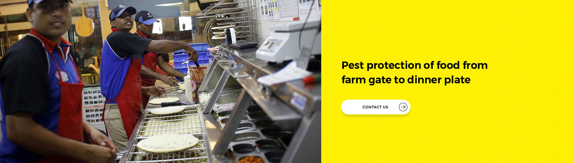 Find Pest Control for Restaurants in India