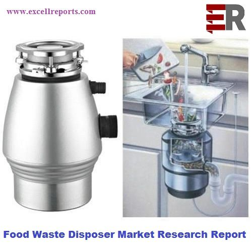Global Food Waste DisposerMarket Key Country Analysis and Regional Forecast 2019-2024
