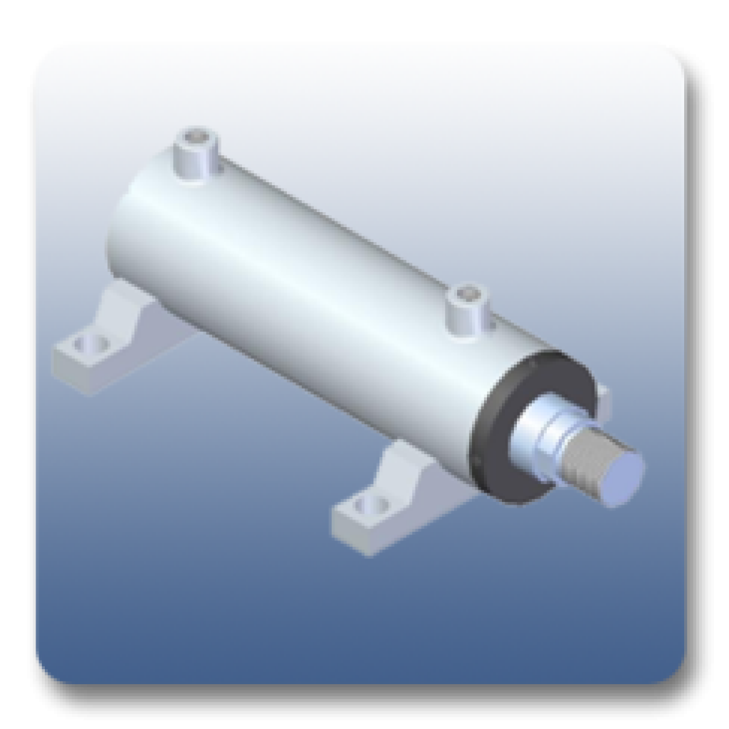 Mechanical Cylinders | Marshal Hydromovers