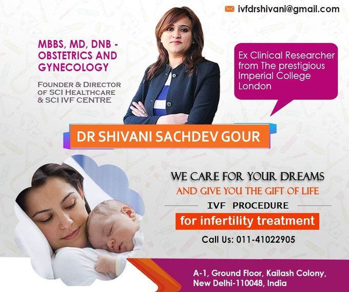 """Where And How Can You Find An """"IVF Specialist Doctor in Delhi"""" Today?"""