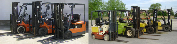 Forklift Rental New Jersey