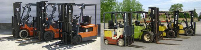 Forklift Rental New Jersey